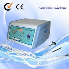 Au-205 Ion Therapy Shrink Pores Galvanic Beauty Equipment
