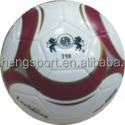 Machine sewn High wear resistance TPU leather 719 soccer ball