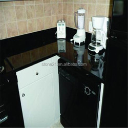 cheap price Diamond Black granite