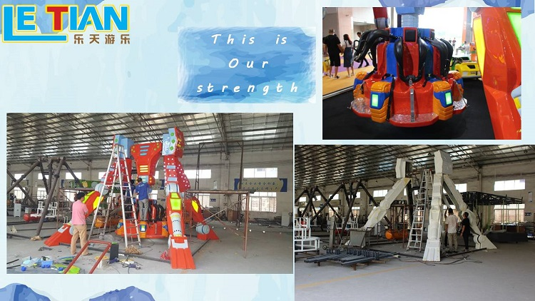 Indoor And Outdoor Amusement Playground Equipment Hot Sale Funny Small Pendulum
