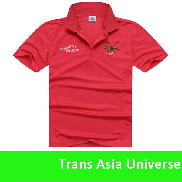 High Quality custom pique polo t shirt 240gsm