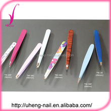 Wholesale china trade certificated new the best eyebrow tweezers