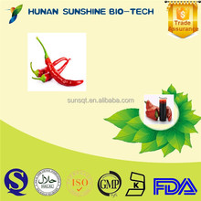 natural oleoresin capsicum oil with capsaicine,High Quality Oleoresin capsicum