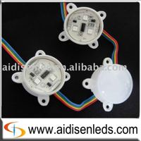 5050 SMD RGB LED spot light source(DC12V0.72W)
