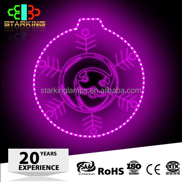 High-end High quality New design led christmas lights sphere