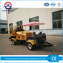 Trail Type asphalt crack sealing machine for road surface with low price