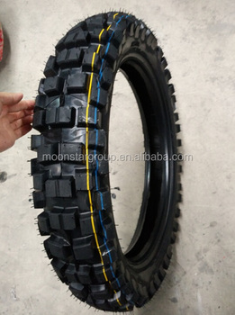 Good quality off road 110/100-18 China tube motorcycle tire manufacturers