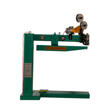 Semi-auto Electromagnetic High Speed Corrugated Carton Box Foot Operated Stapler / Nail Machine