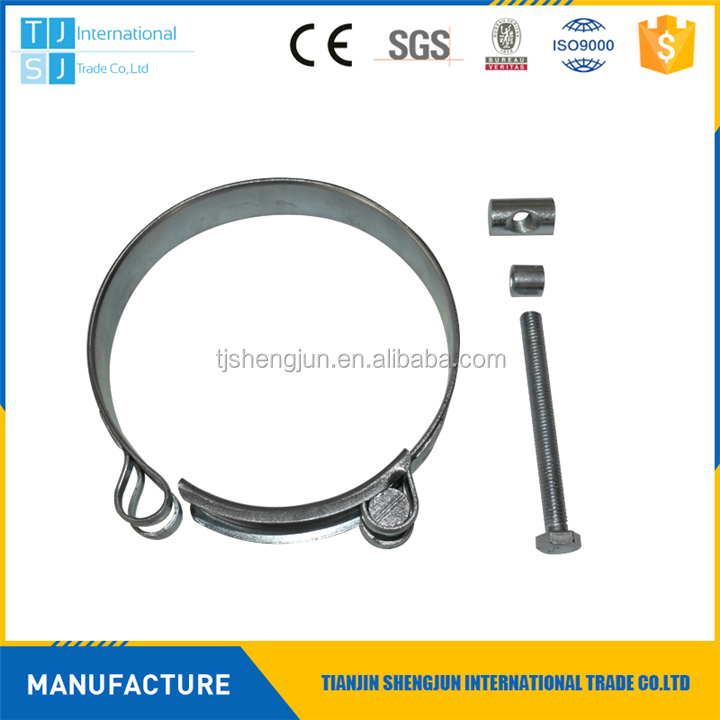 Hot selling double sided clamp