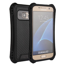 2017 Trending Hot Products Dual Layer Combo Case Cover For Samsung S7 Case