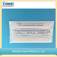Wholesale Products Sterile Tongue depressor Wood