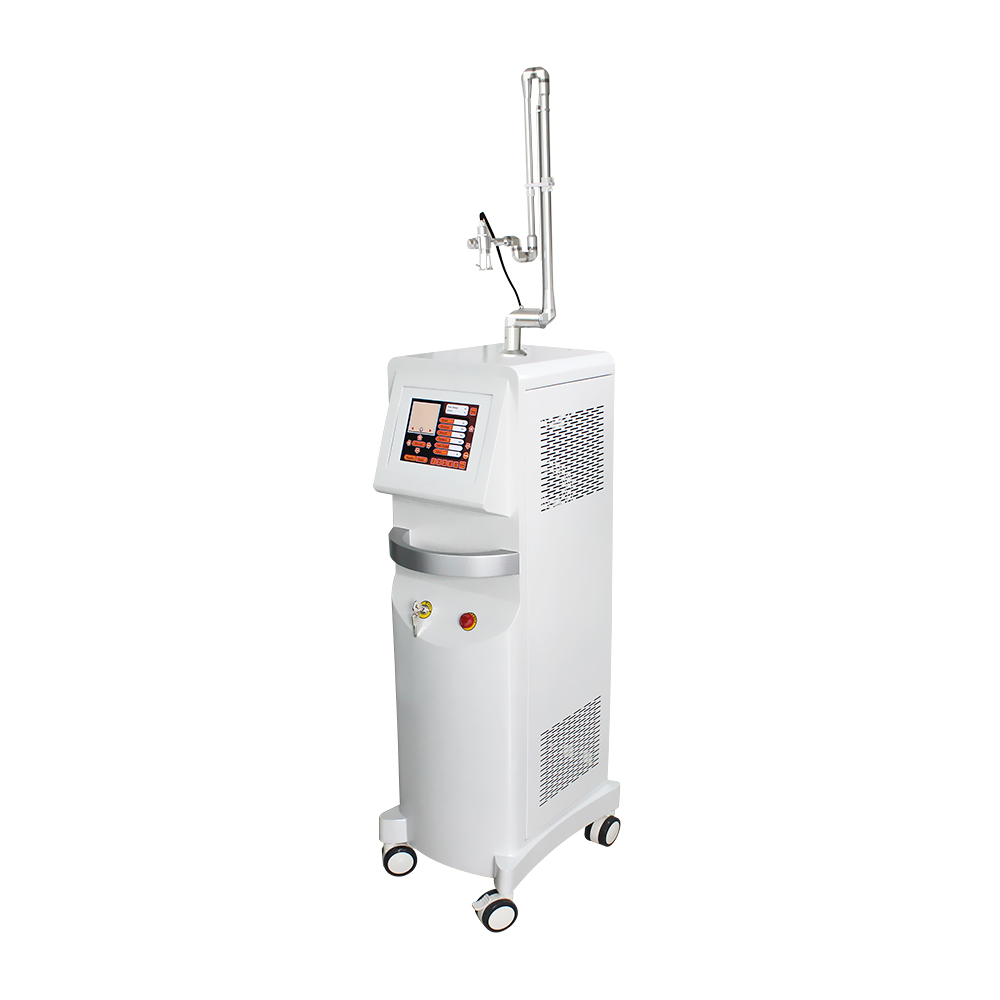 portable fractional CO2 laser for skin rejuvenation scar removal