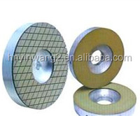 Superabrasive Resin Bond Doiuble Grinding Discs for Glass
