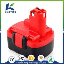 Top Quality 1600mah 3.7v ni-mh aa 1500mah 4.8v battery pack 9.6v for Boscha power tool