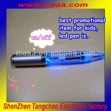 New promotional electric multifunction led pen
