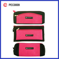 Black and Pink Student Pencil case for girl