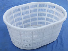 Cheap flodable plastic basket for fruit