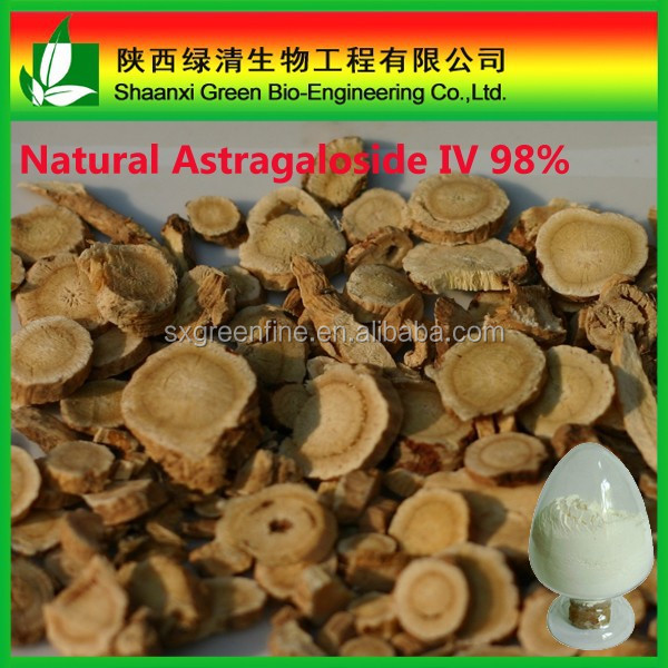 Organic Astragalus Polysaccharide Extract Powder/Astragalus root extract 20:1