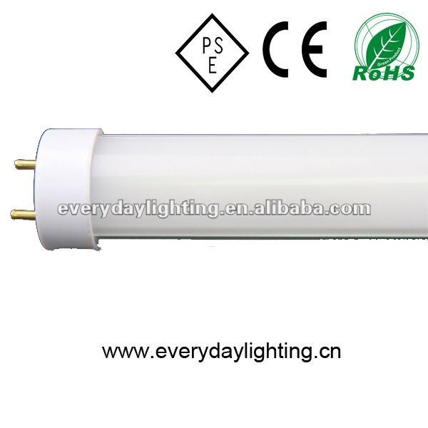CE ROHS PSE approved LED Fluorescent Tube lighting