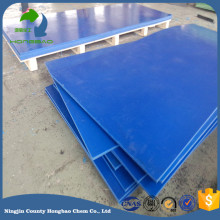 HONGBAO extruded various color hard plastic hdpe sheet
