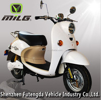 Wholesale China tourist car HG-MiLG 1000W/1200W 60V20AH Electric motorcycle With Pedals
