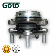 40202-9W200, 40202-CN060 Front Axle Auto Parts Wheel Hub Bearing Units 40202-9W60A for Teana