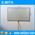 9.0'' inch touch screen panel 4 wire resistive 211mm*126mm ST-09002 100% Tested Best Quality transparent touch screen replacem