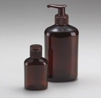 PET Plastic Cosmetics Bottles