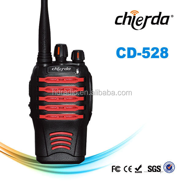 Best Selling High Quality Portable Wireless CD-528 VHF Two Way Radio