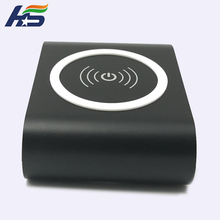 Qi wireless charger FCC CE ROHS exclusive patent wireless charger circuit wireless charger powerbank