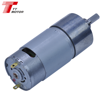 Electric gearbox micro geared dc motor 12v 12nm