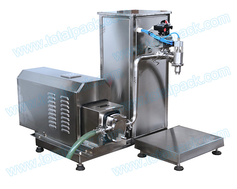 Semi Automatic Weight Filler For Food