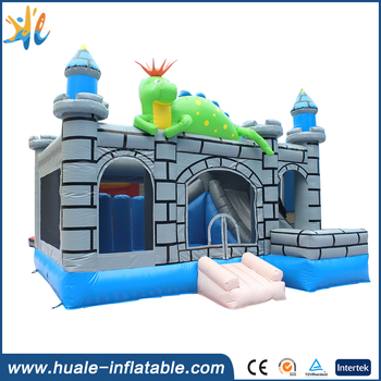 2017 Huale inflatable Castle Bouncer, Module Commercial Bouncer With Prices
