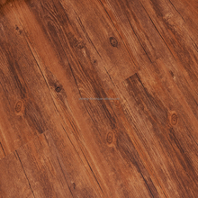 Indoor Wood Patterned Vinyl Planks Interlocking Kitchen <strong>Flooring</strong>