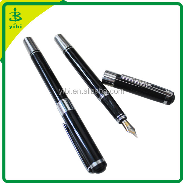 JD--W115 pen with company logo fountain metal pens for executive