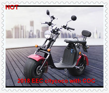 EEC citycoco motorcycle motor scooter