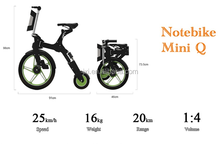 2017 New Fashion designed two wheel foldable electric scooter