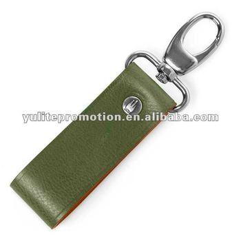 Leather key fob,Pu key ring, PVC key ring