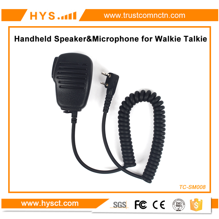 Walkie Talkie Handfree Speaker&Microphone for TK238, TK260, TK270, TK272, TK278,