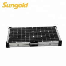 120w folding photovoltaic solar panel module price