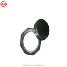 China supplier zinc plated screw drum bung