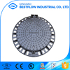 Round Cast Ductile Iron Manhole Cover
