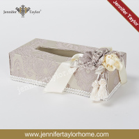 Table Decoration facial tissue paper box holder