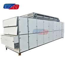 Food processing equipment mesh belt onion dryer onion drying machine