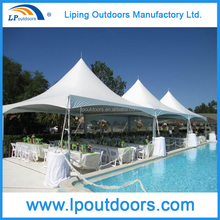Outdoor swimming pool tent movable spa shelter spring top tent