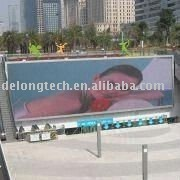 6X3m full color video wall outdoor P10 led panel