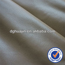 Pig Skin PU Lining Leather for Shoes