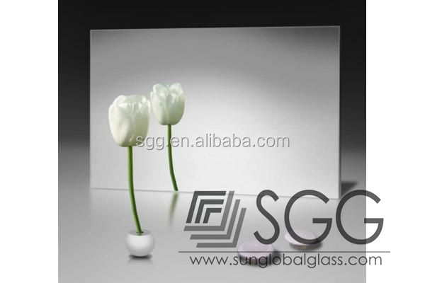 1.5mm~6mm high quality silver float mirror