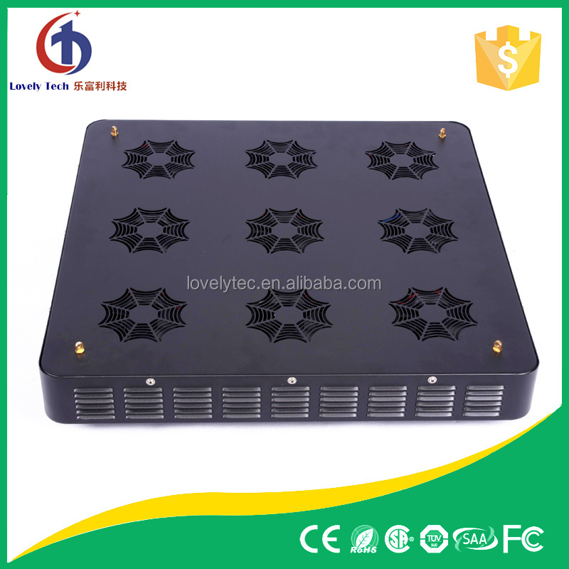 800w Full Spectrum Hydroponic System Commercial Greenhouse Medical Plant Grow Light LED High Power LED Grow Light
