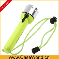 LED Waterproof high power Underwater Diving Flashlight Torch Swimming Portable Lighting